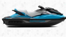 Прокат семейного 3-х местного гидроцикла BRP GTI SE 90