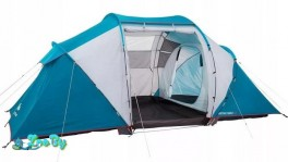 Кемпинговая четырехместная палатка ARPENAZ 4.2