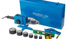 Аренда аппарата для сварки труб Solaris PW-1502