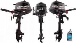 Прокат лодочных моторов Mercury 2.5 M